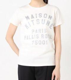 IENA シンプルロゴシャツ