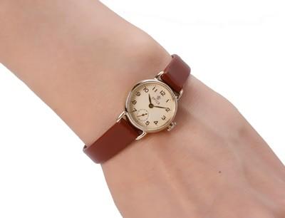 腕時計のブランドはチックタック