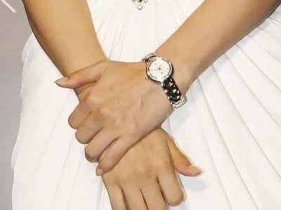 愛用の腕時計