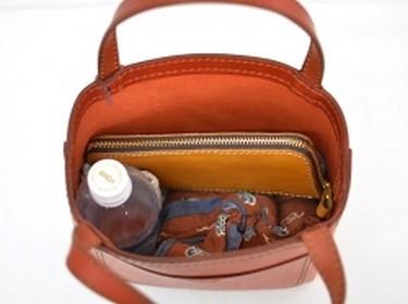 恋仲で愛用のバッグ
