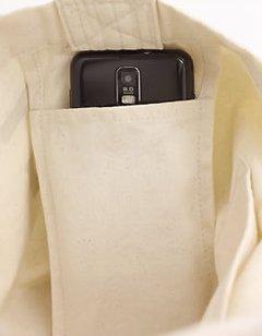 内側のポケット